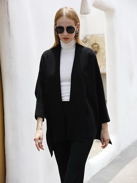 女士羊绒开衫W2020-01